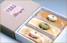 北海道牛乳100%パンギフトセット